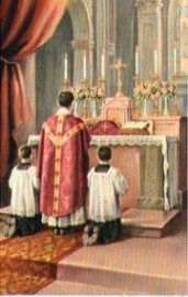 A Manual of the Ceremonies of Low Mass